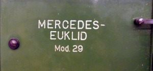 Mercedes-Euklid