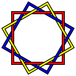 Non-standard Borromean rings 2